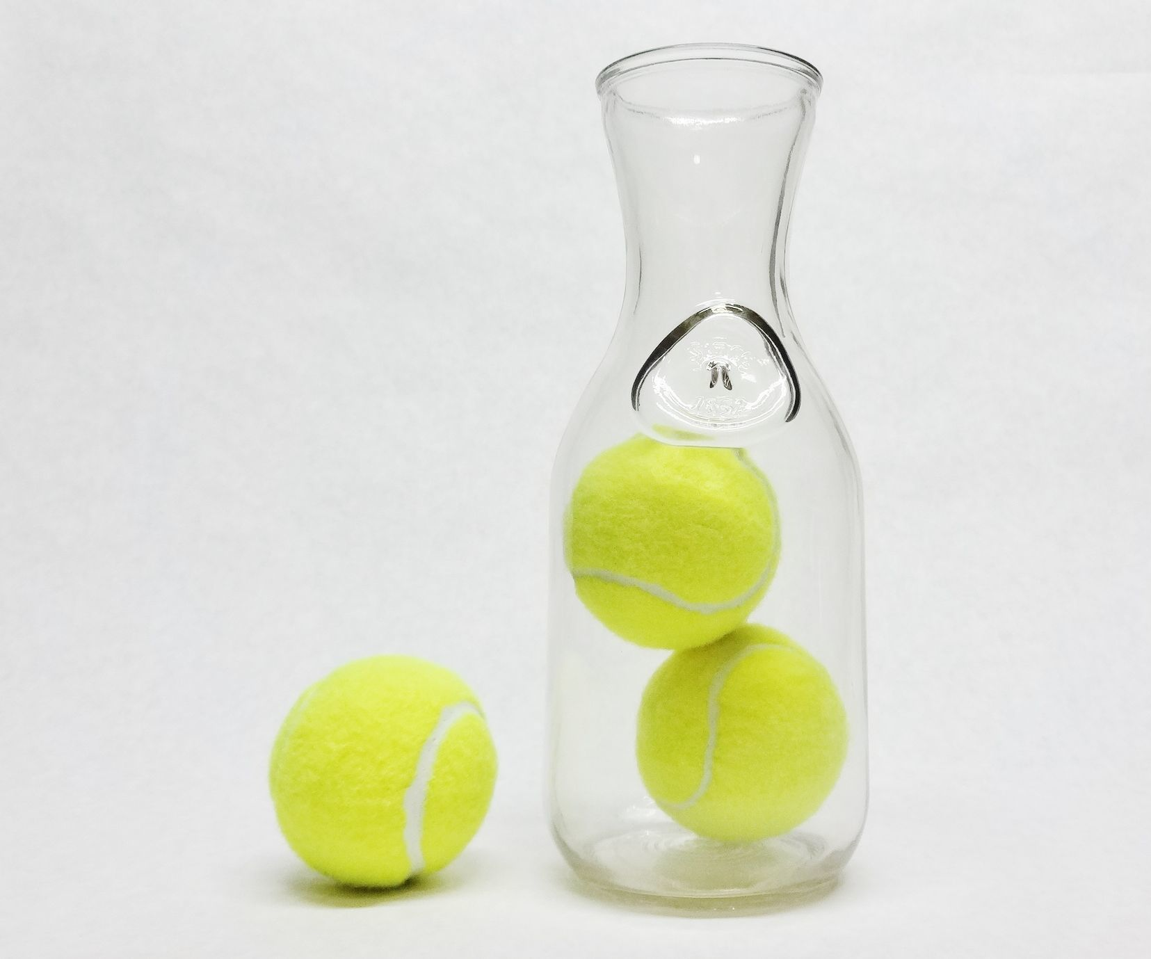 Tennis Balls in a Bottle (How-to!)