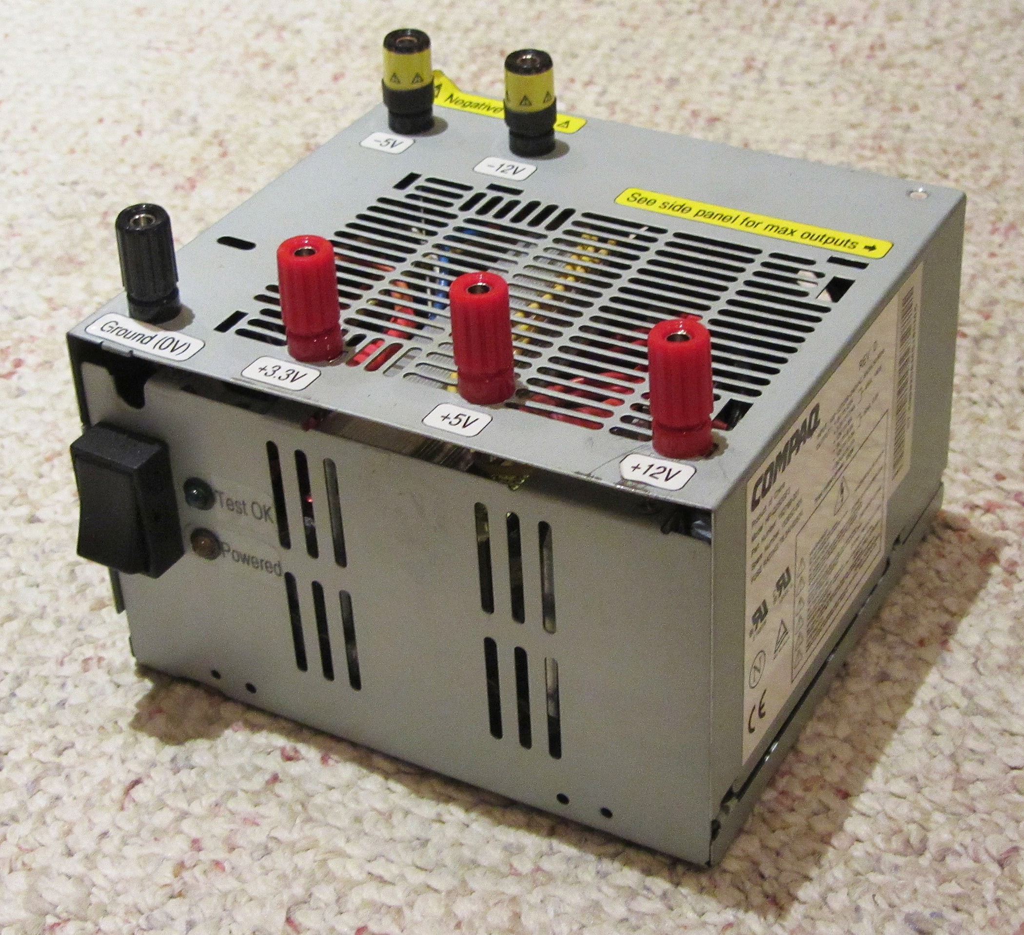 A Maker's Guide to ATX Power Supplies : 6 Steps - Instructables