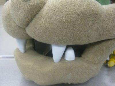 The Mask - Teeth