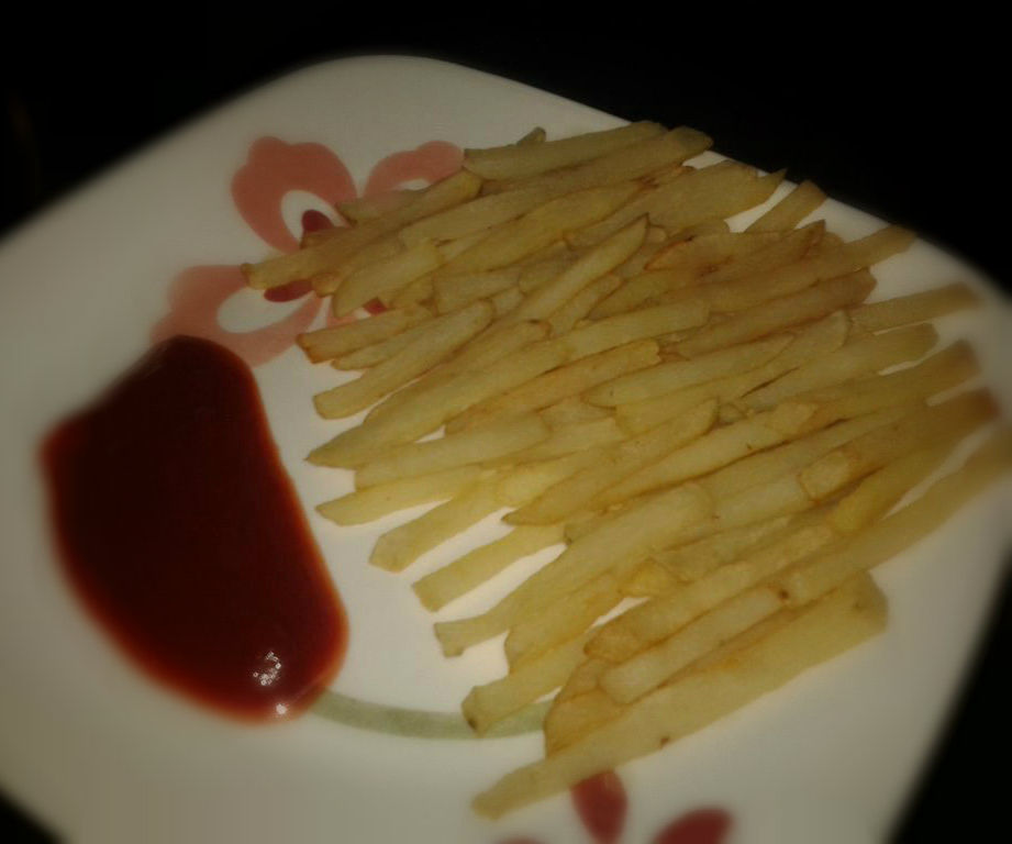 how to make Mc donald's french fries