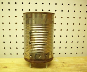 Soup Can Brazier