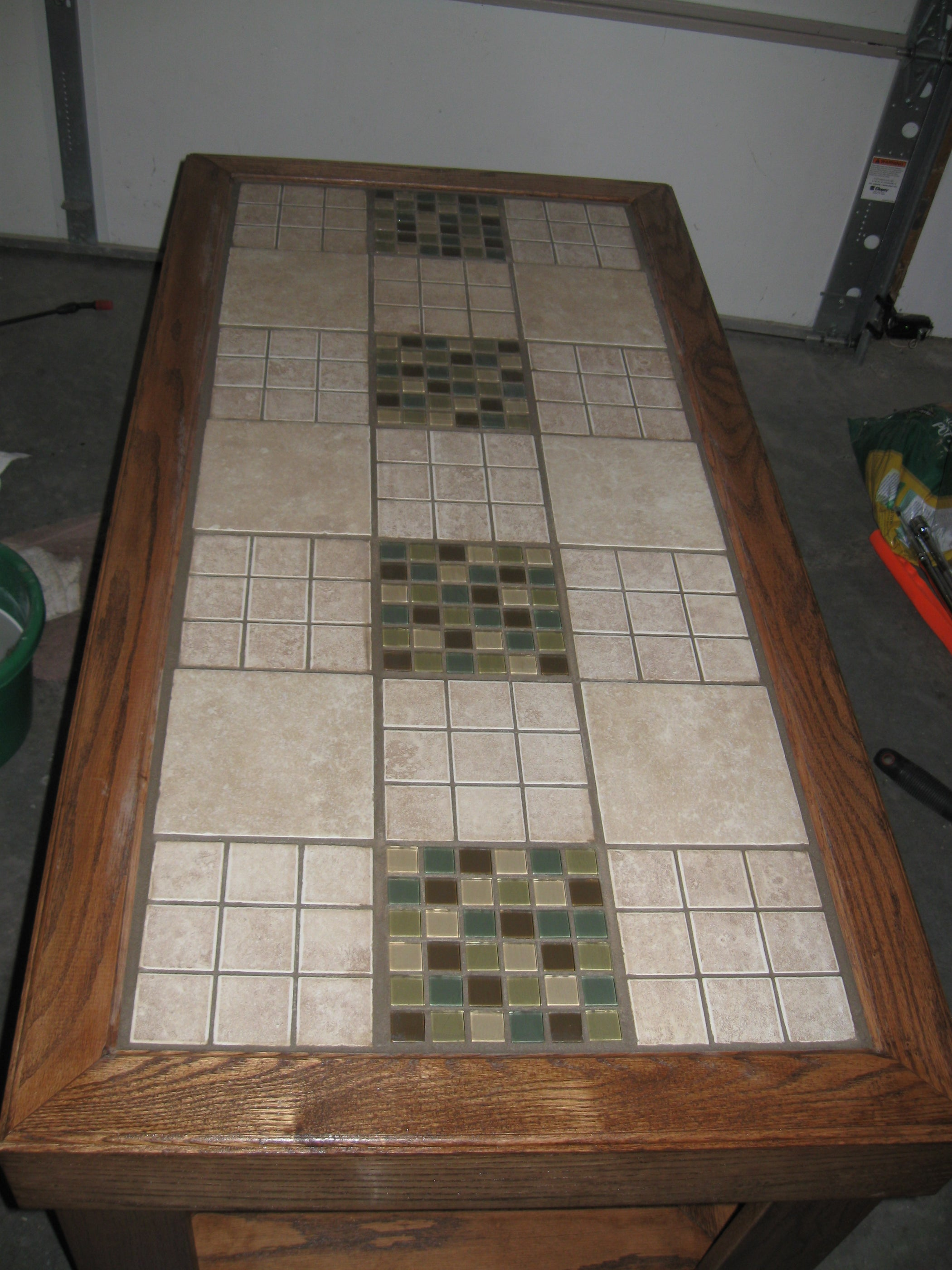 Tile a Table Top  9 Steps   Instructables