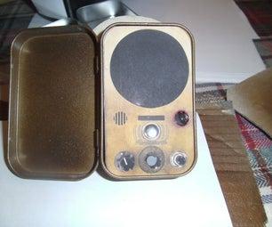 "Mini Warehouse 13 ""Farnsworth"" Communicator"