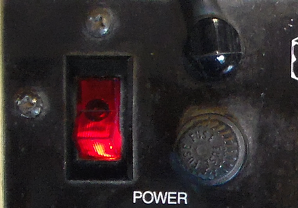 Turn on the Power Supply (or Power Supplies) to Power the Circuit.