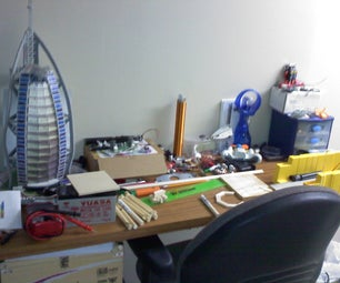 My Basement Workspace