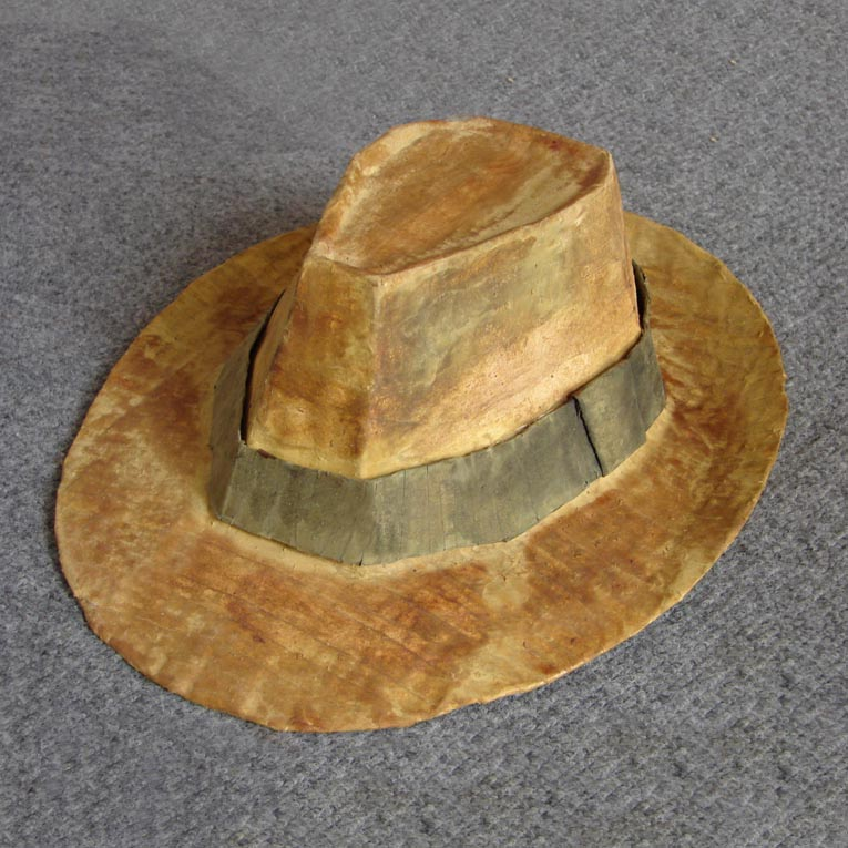 How to Make a Fedora (Indiana Jones')