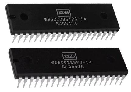 6502 & 6522 Minimal Computer (with Arduino MEGA) Part 2