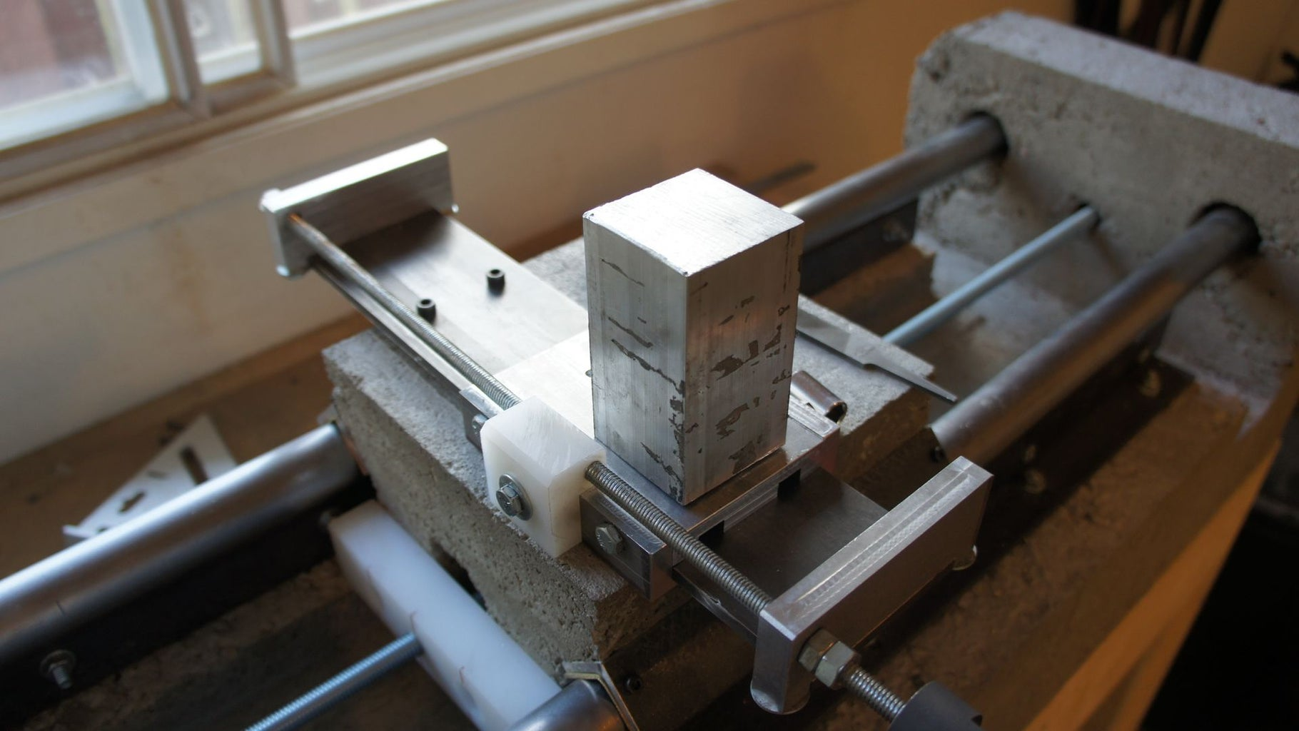 Tool Post and 3 Jaw