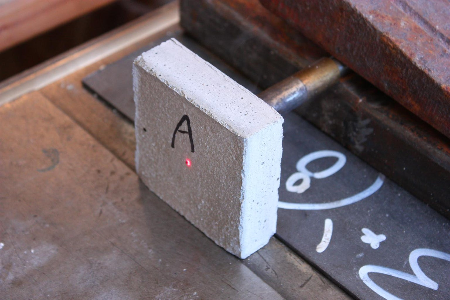 Testing for a Perfect Cladding Mix