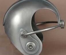 Easy Professor Charles Francis Xavier 'Cerebro' Helmet Prop for Halloween