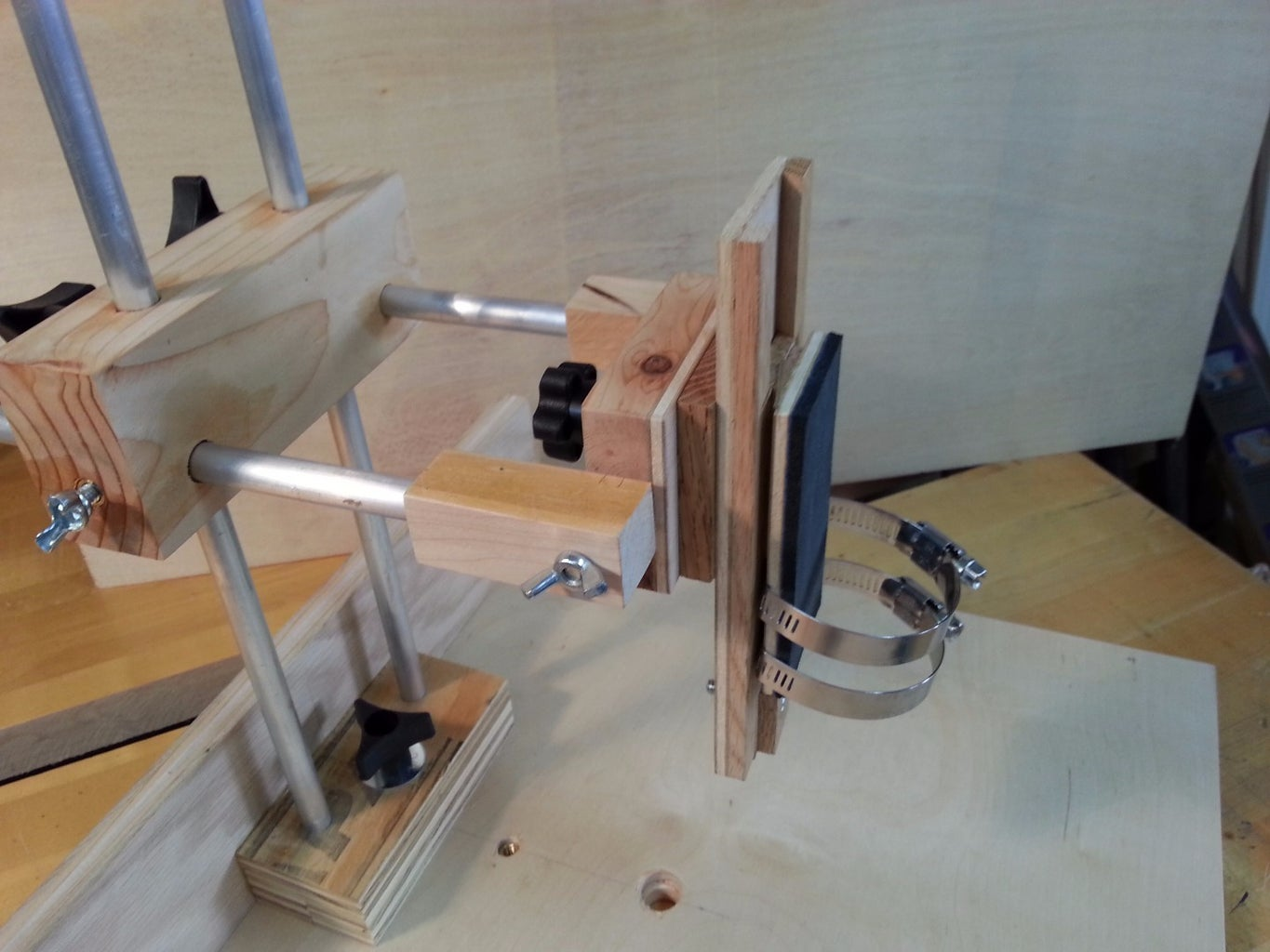 Assembly: Mounting the Tool