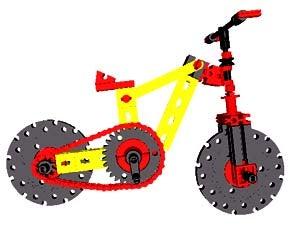 Fischertechnik Bicycle