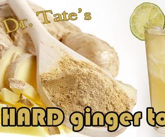 Hard Ginger Tonic