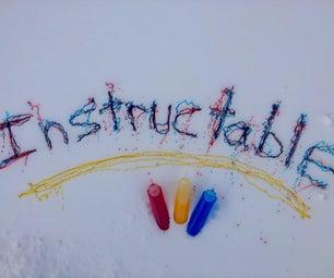 轻松的雪漆