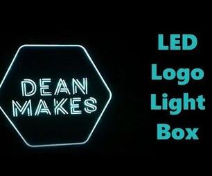 LED Back Lit Sign