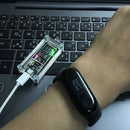 Mi Band Detector Using ESP32 BLE