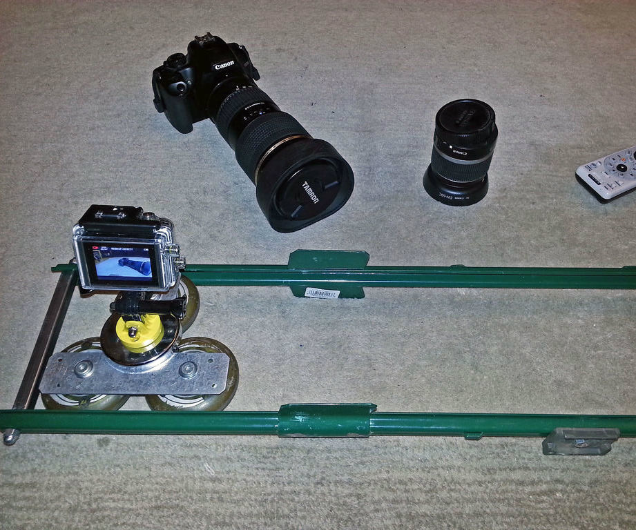 Yes, Another Camera Slider Idea