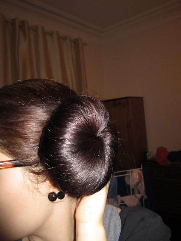 How to Get Princess Leia's Hair! (two Versions)