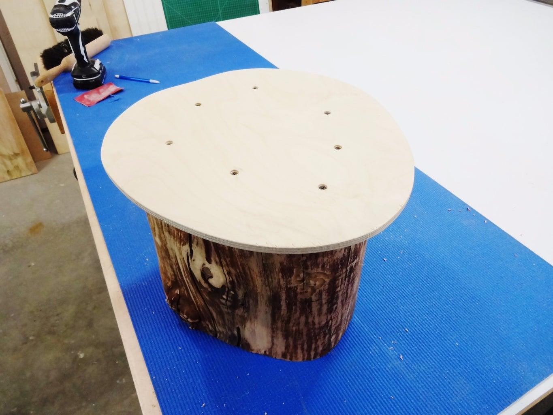 Add a Base Plate and Finish