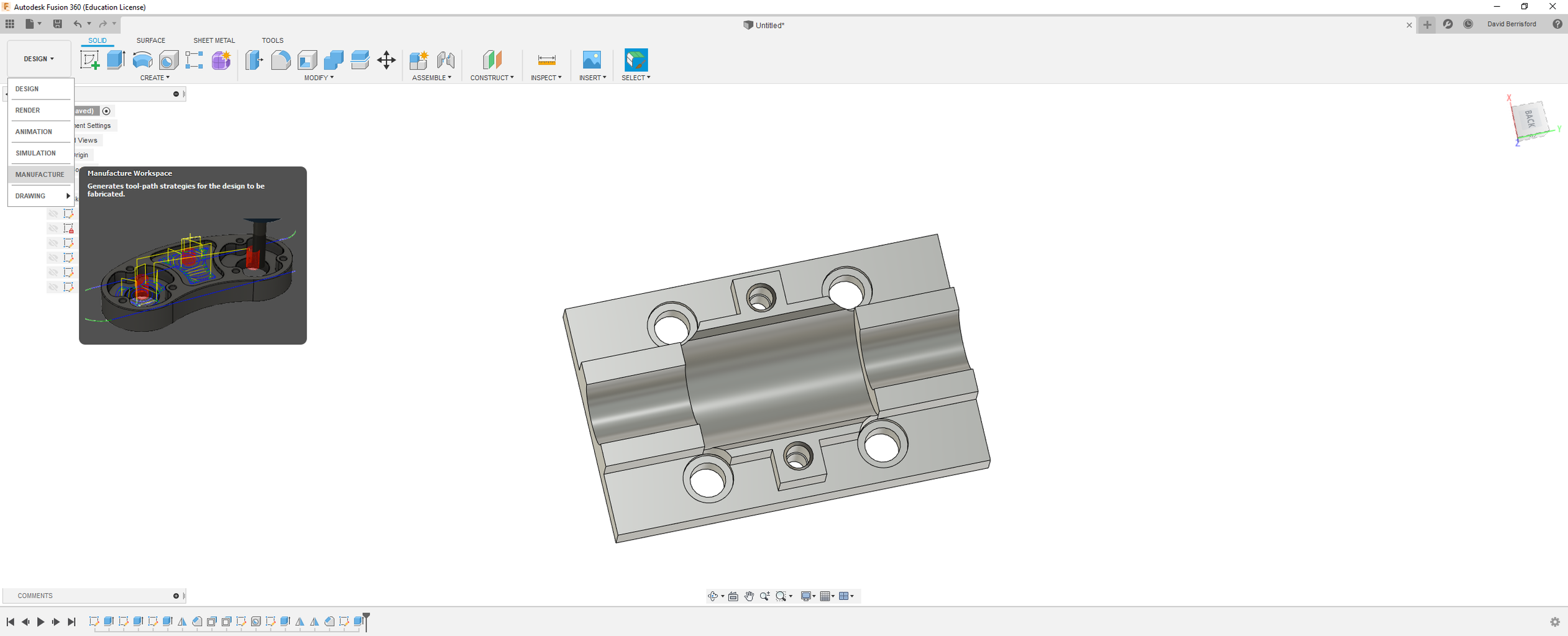 Printing in Fusion 360 - 1