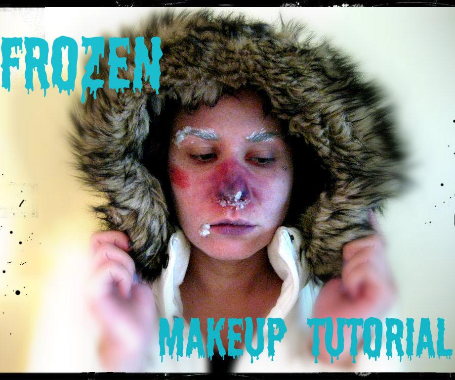 Frozen Makeup Tutorial
