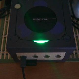 Mod Gamecube Power LED