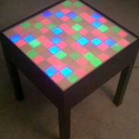 Easy Light-Up Table