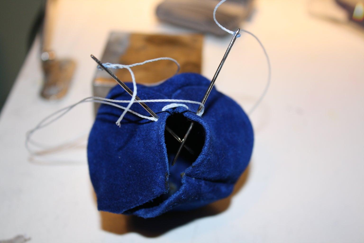 Stitching. Part Two