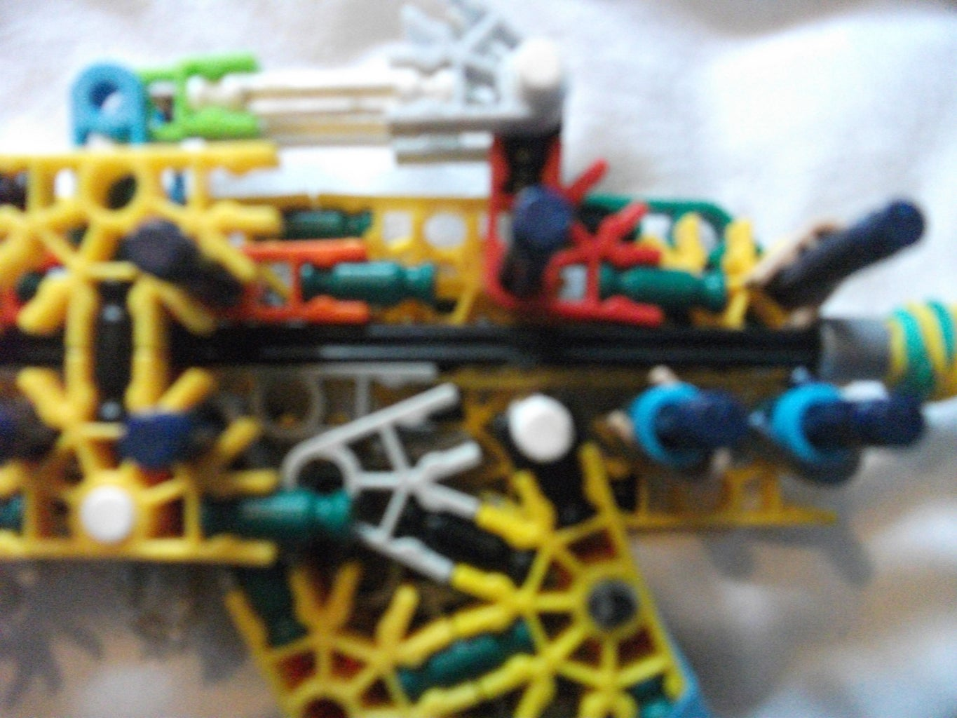 Knex Pistol, Weekly Play Challenge Entry