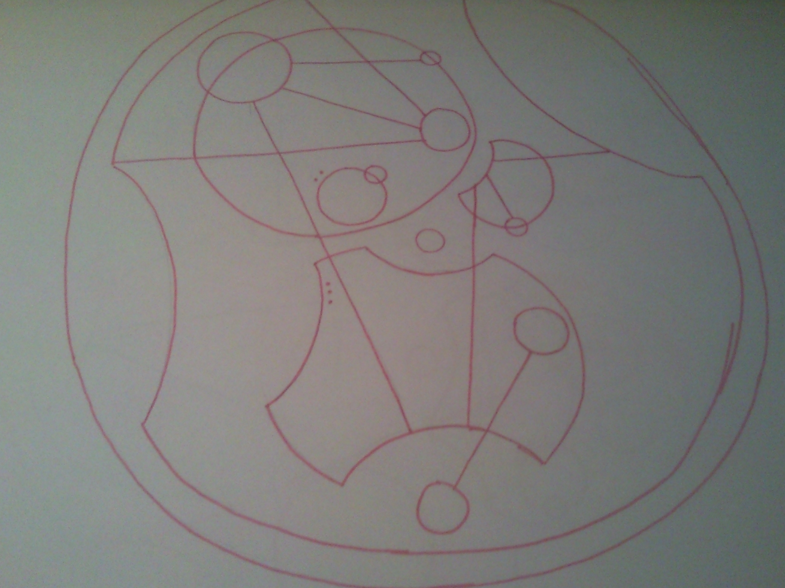 How to write Circular Gallifreyan (Dr. Who)