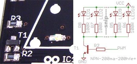 Hardware - Tree LEDs