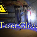 How to Make Taser Glove for Under 5$ ! (DIY Taser Glove)