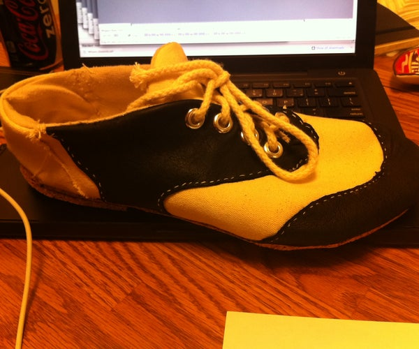 Make Your Own Shoes at Home!