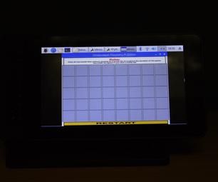 Minesweeper-Raspberry-Pi-Edition