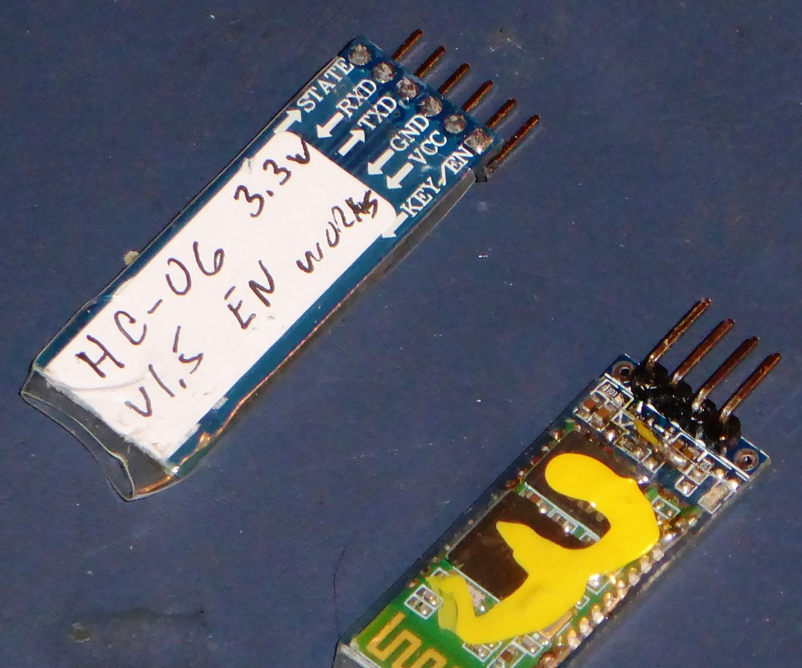 OldMan and Bluetooth