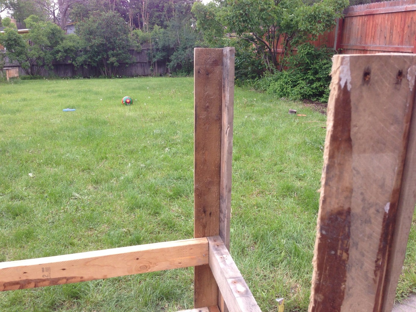 Creating Your Planter Pallet Box