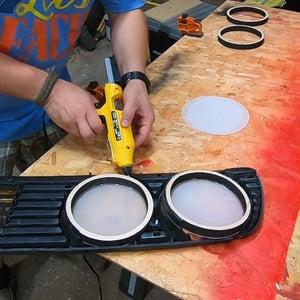 Assembling Lenses