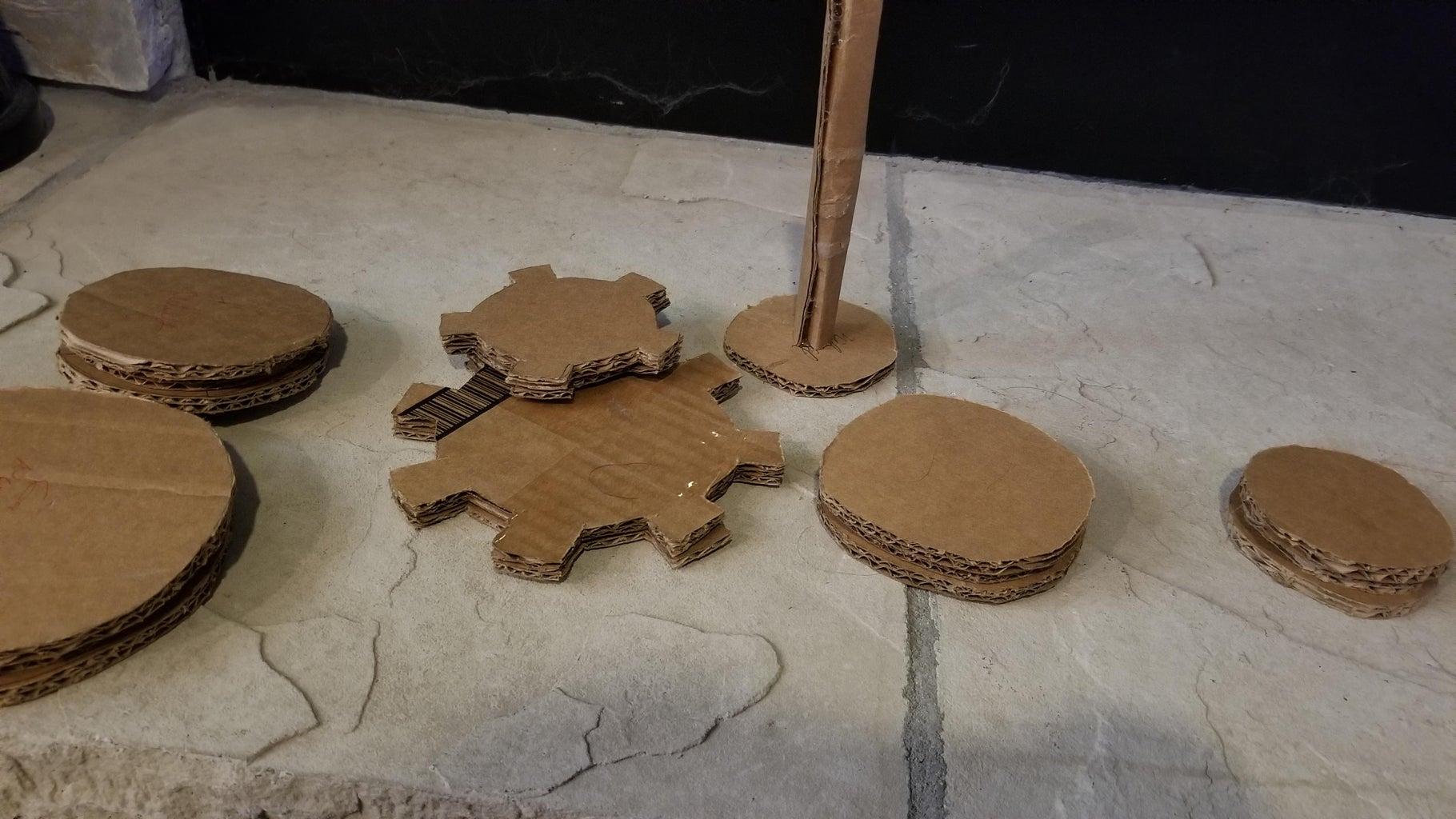 Step 3: Create Basic Pieces