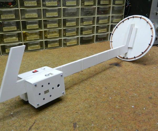 DIY Simple Sensitive Arduino Metal Detector
