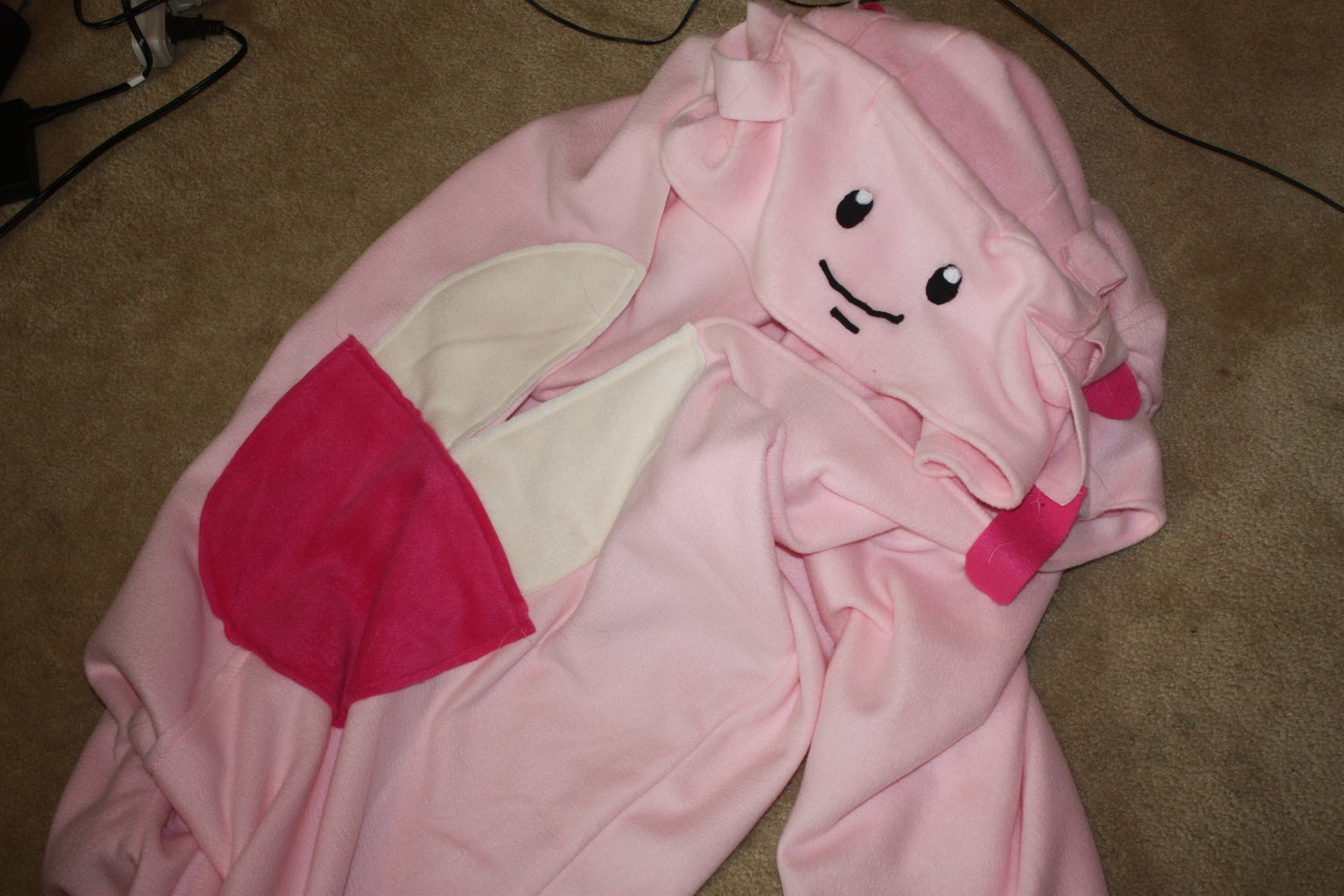 """""""Snuggie"""" Character Costume"""