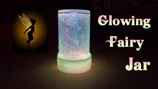 Miniature Fairy Jar