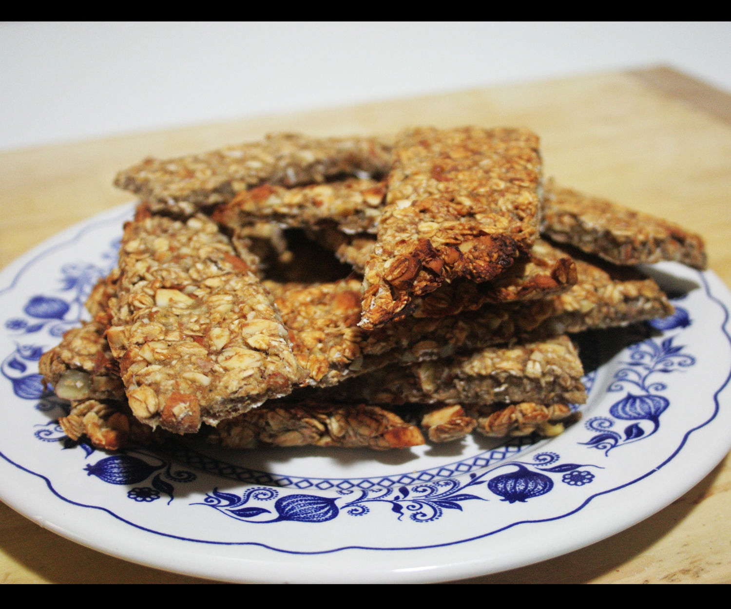 Easy Cereal Energy Bars