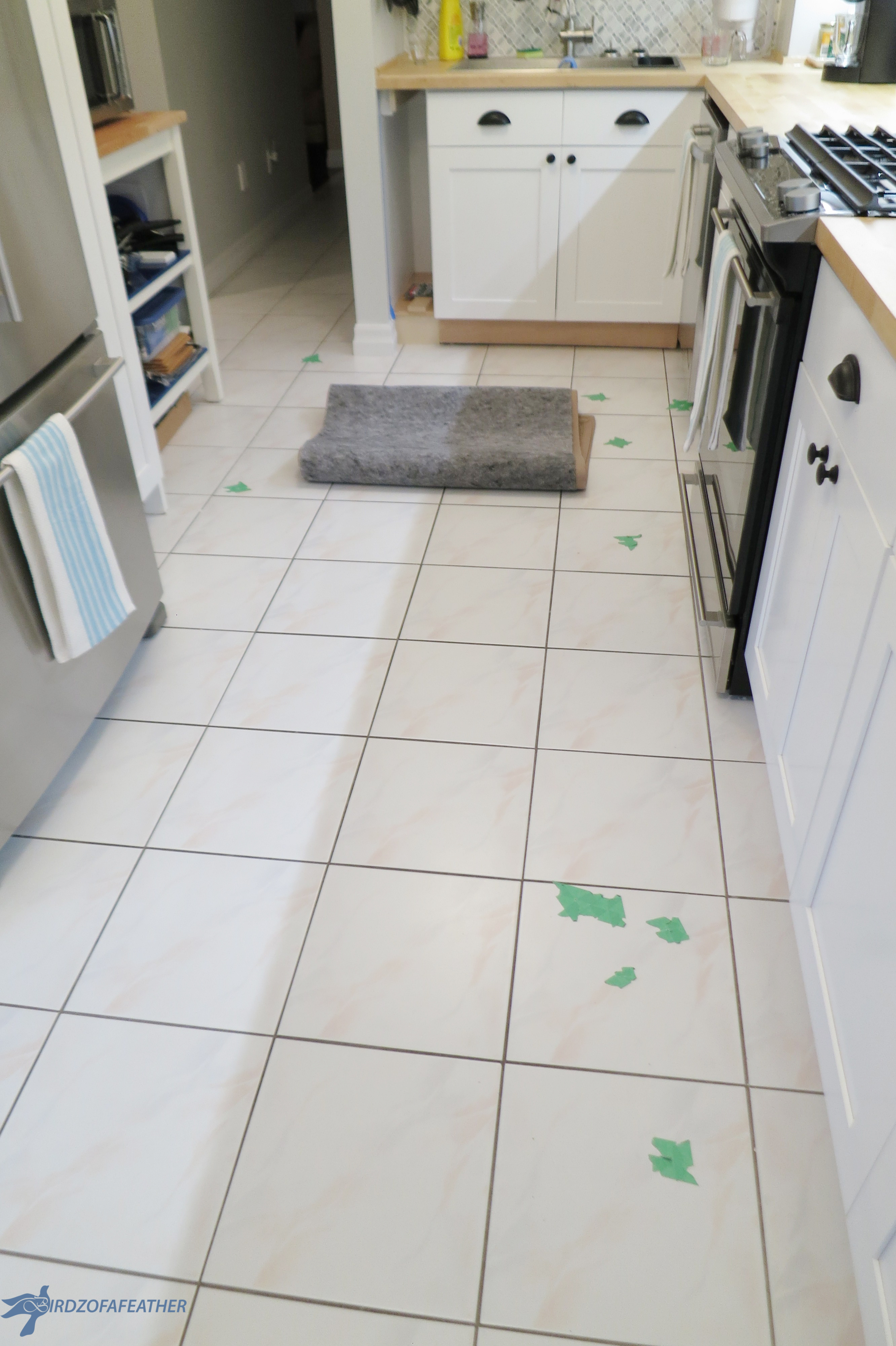 Got Chipped Floor Tile Try This Fix 7 Steps With Pictures Instructables