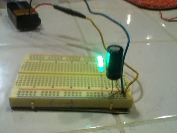 How to Make a Fading Light Circuit