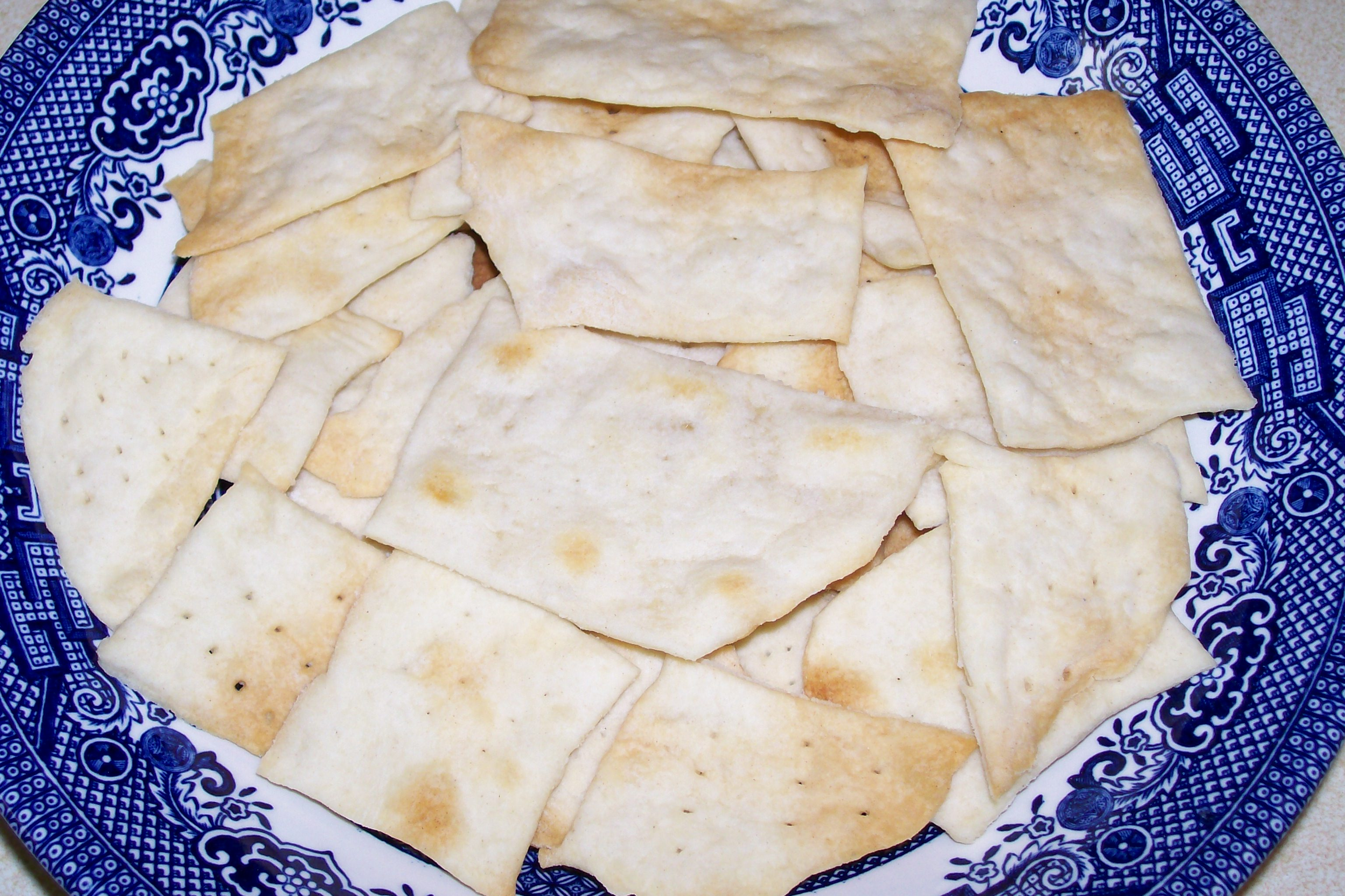 Easy Bake Water Crackers