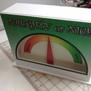 Naughty / Nice Meter - The Making Of - Part 2 of 2