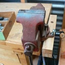 Easily Removable Vise