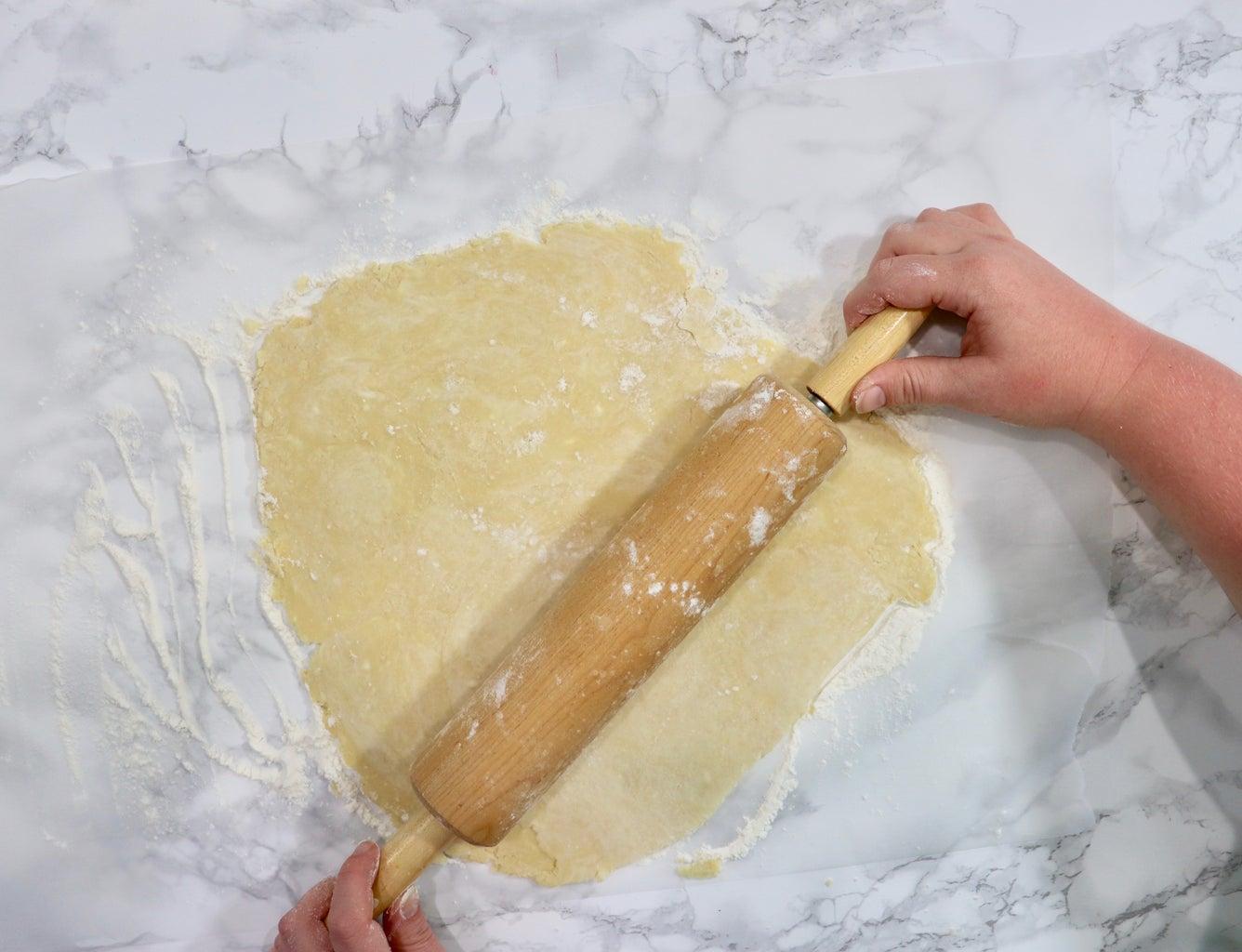Bourbon Pie Crust
