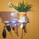 Magnetic Key Holder Key Hanger