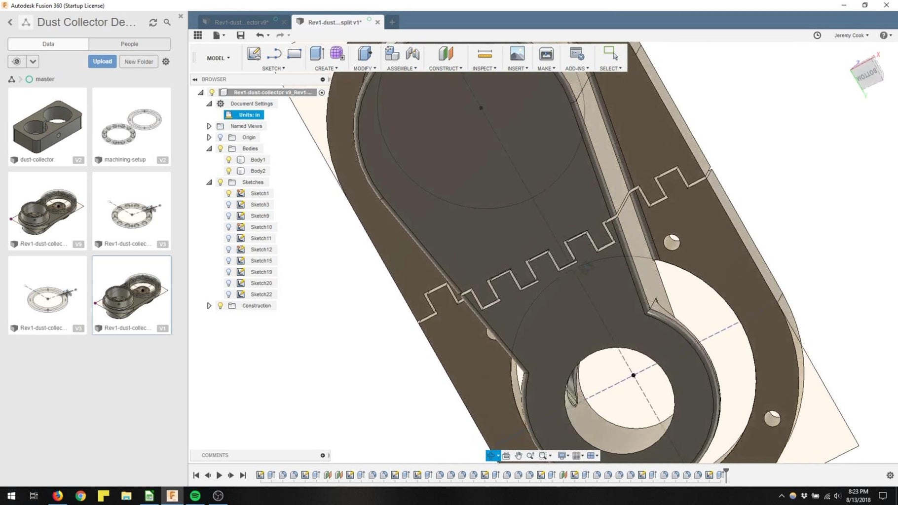 Components Needed and Print Files